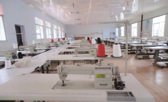 服装设计实训室