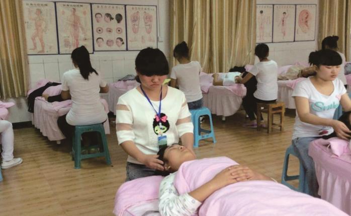 中医康复及护理实作室